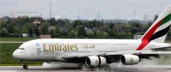 Emirates ..... A380
