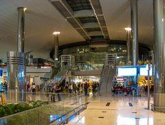 Emirates-Terminal Dubai