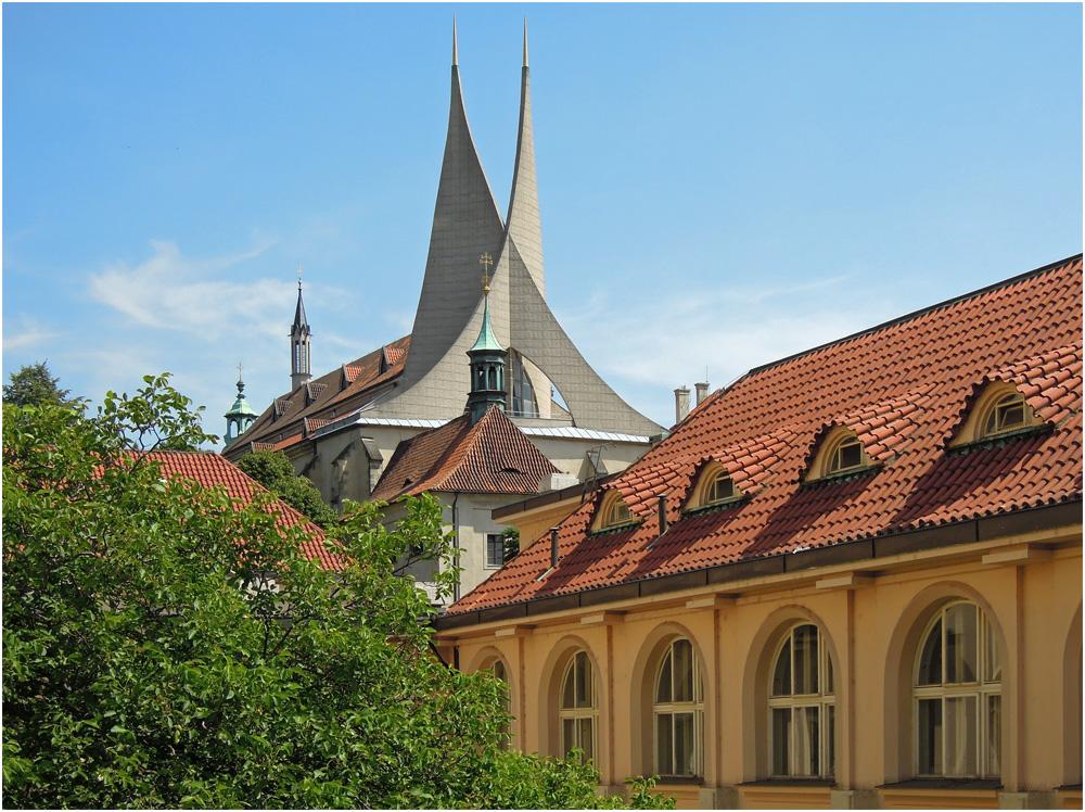 Emmauskloster in Prag