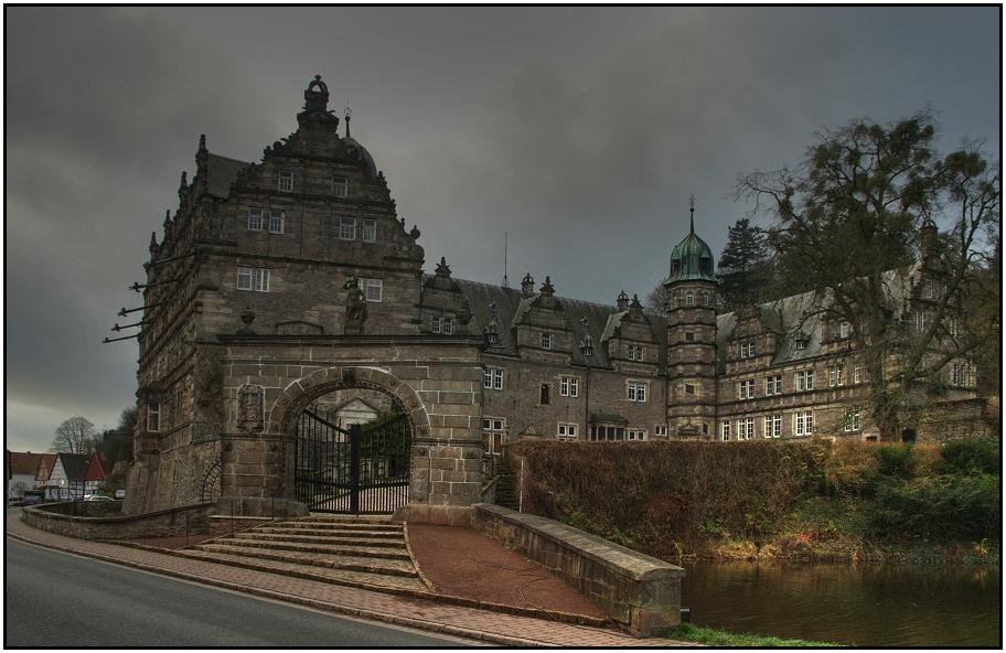 Emmerthal - Schloss Hämelschenburg