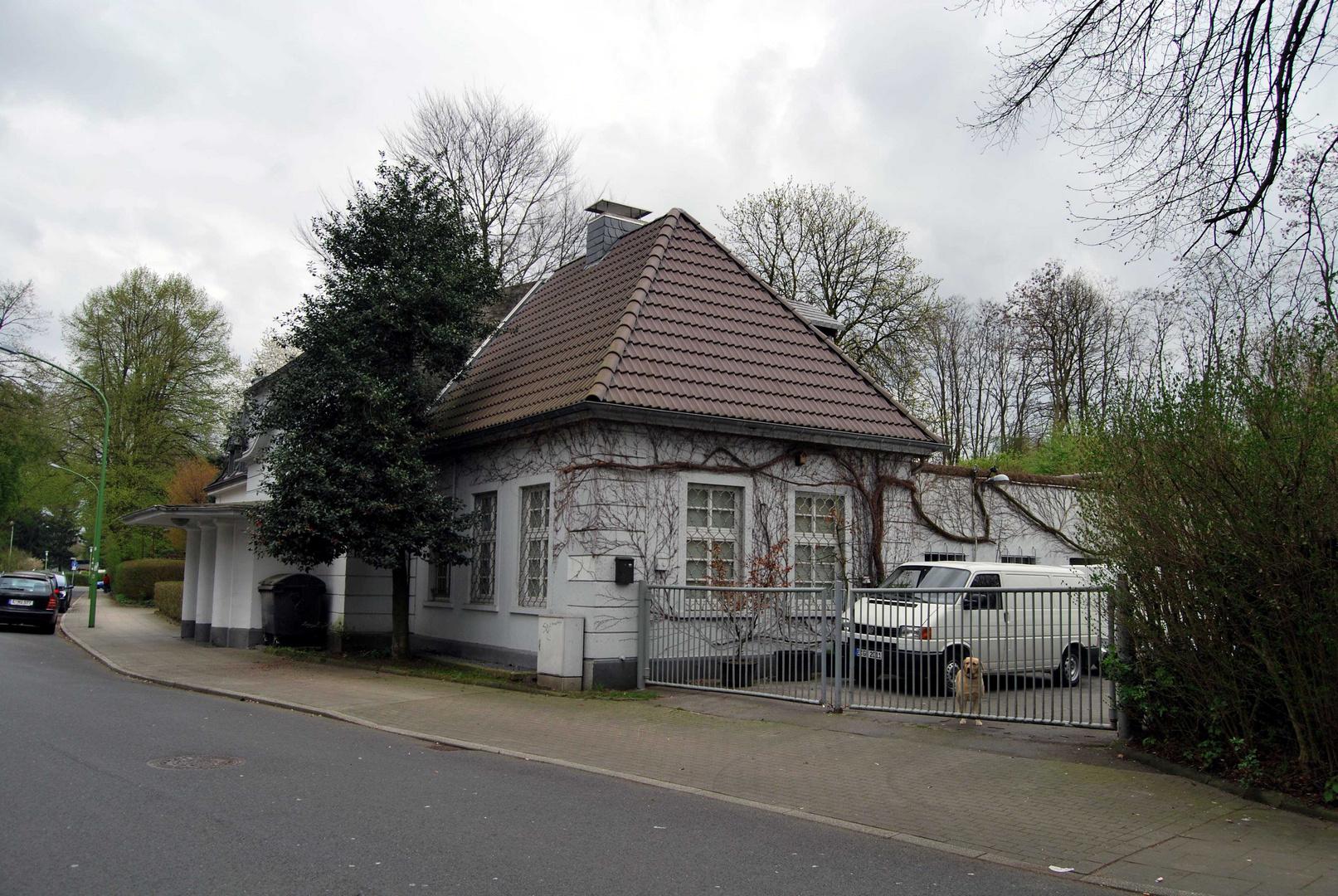 Empfangsgebäude Bf Essen Altendorf