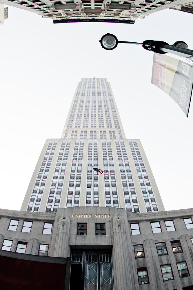 - Empire State Building -