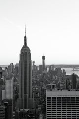 Empire State Building in sw