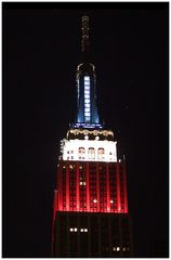 Empire State by Night