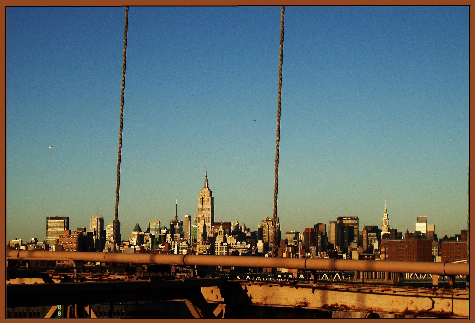 Empire State Of Mind . . .