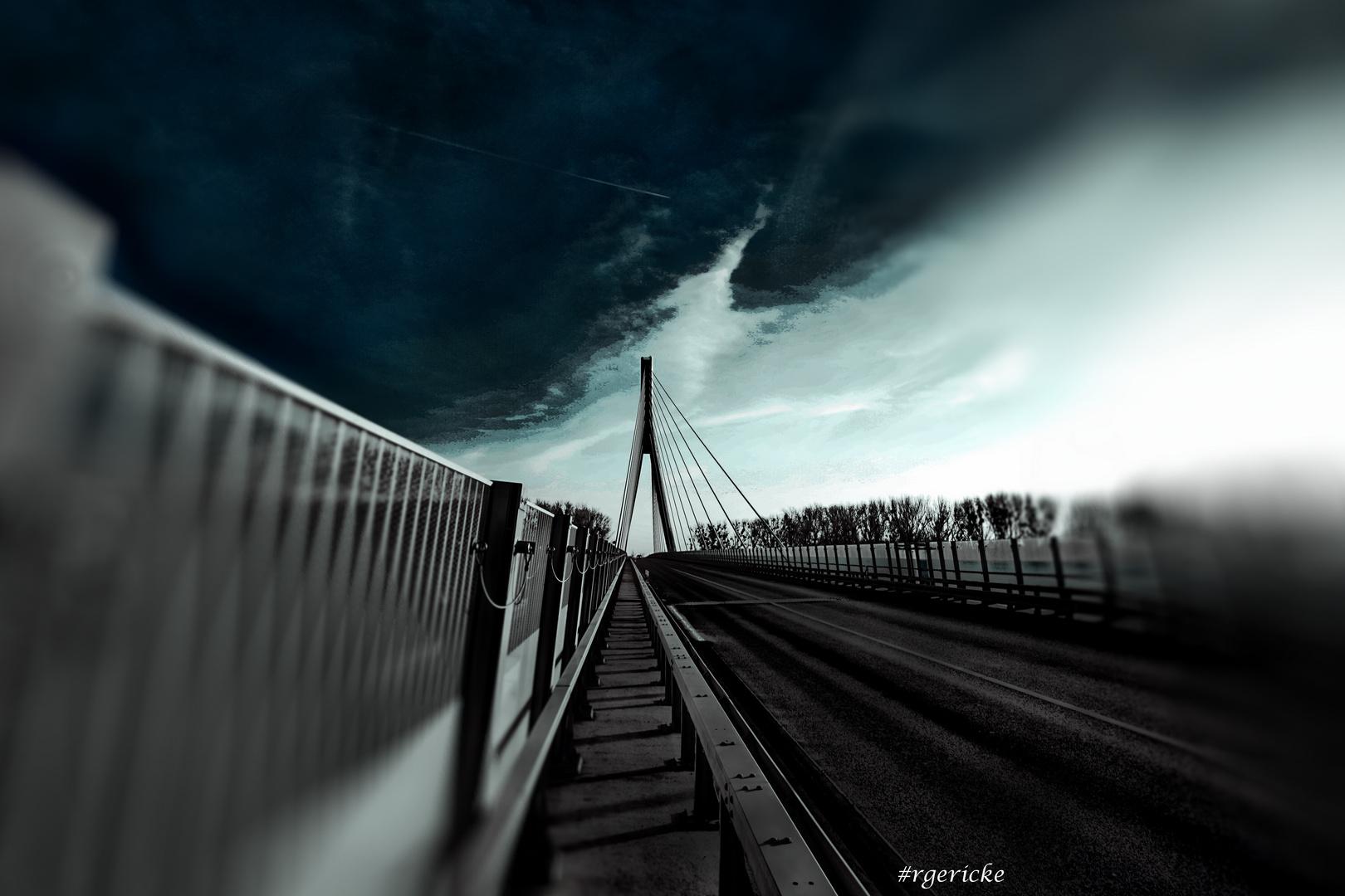 .... empty bridge