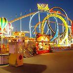 Empty Fun-Fair