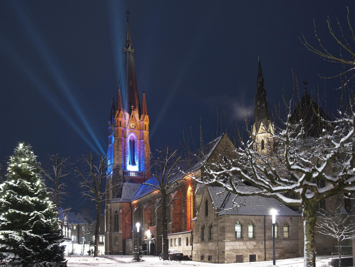 Emsdetten Pankratiuskirche