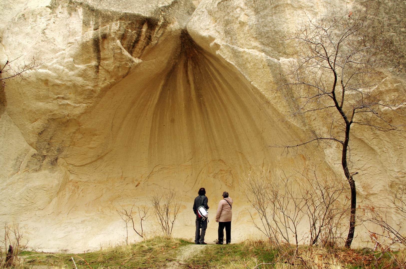 En Cappadoce .... (Turquie)