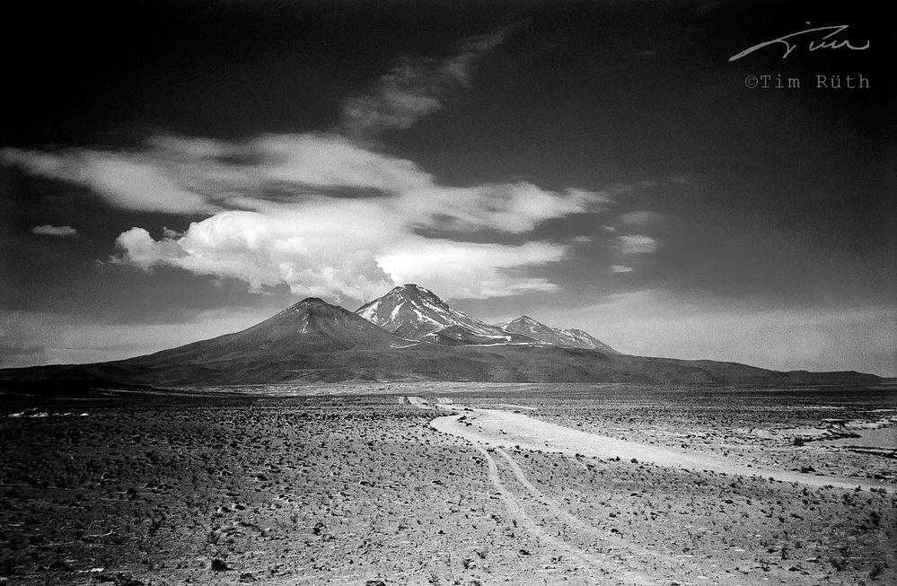 En el altiplano boliviano