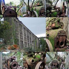 en el recuerdo antigua fabrica ( vigo )
