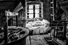 En el viejo molino