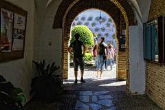 En el Zoco de Córdoba