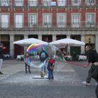 En la burbuja