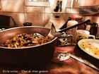 En la cocina - Diaz de vivar gustavo