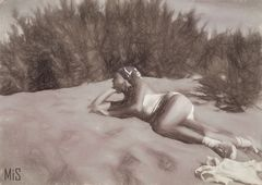 En la duna