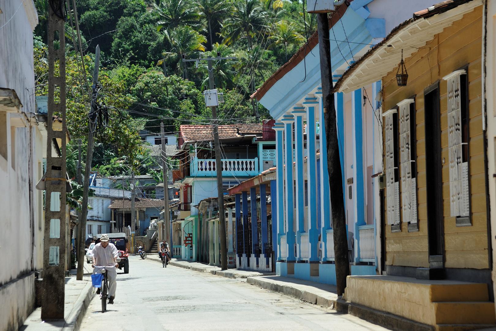 En las calles de Baracoa 13
