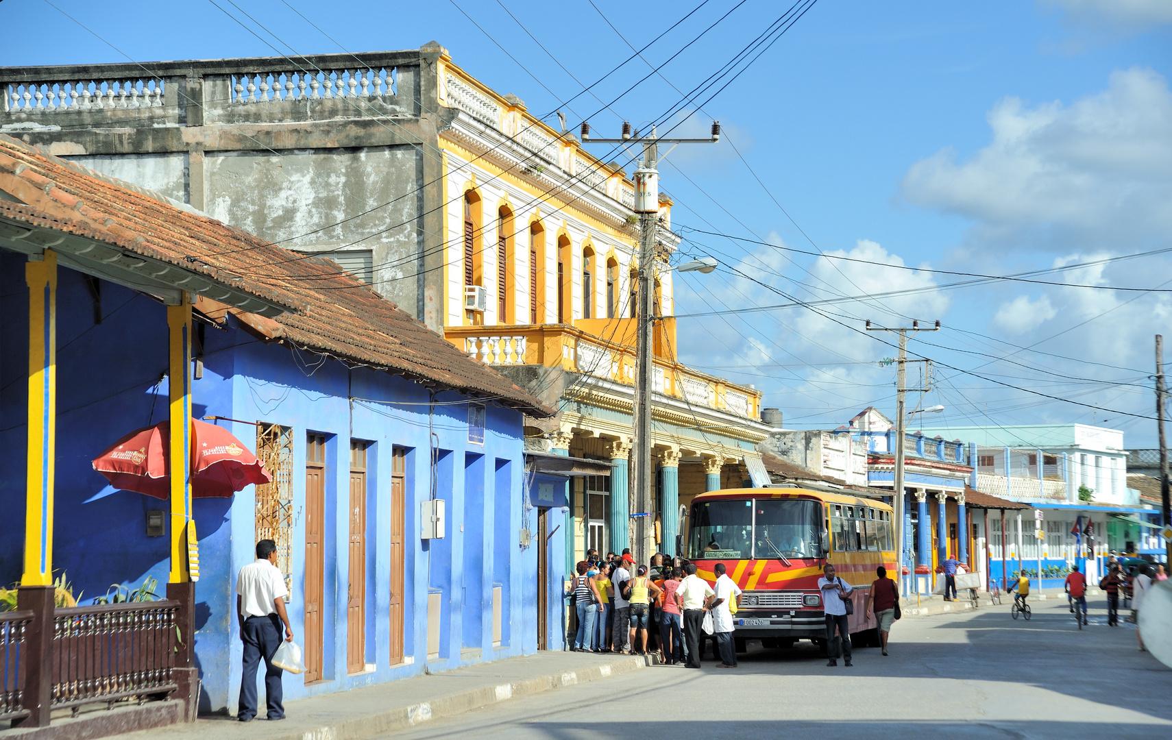En las calles de Baracoa 15