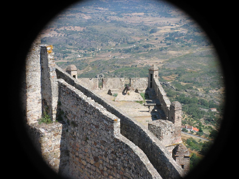 En lo mas alto del Castillo