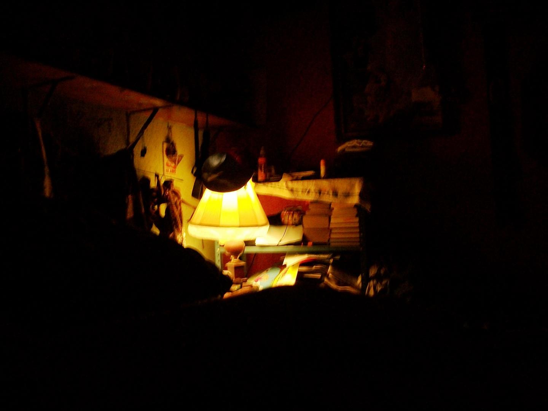 En lo oculto de la noche
