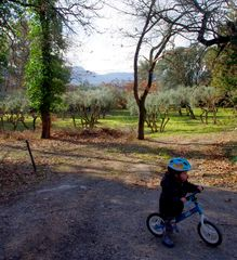 En Provence, à vélo ;)))