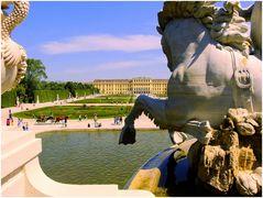 En restant à Schönbrunn...