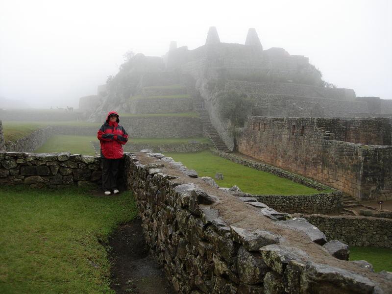 En tierra de Incas