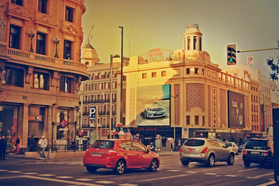 Encanto en la capital