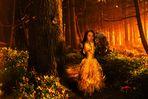 Enchanted Forest: Gossipy Little Birdie