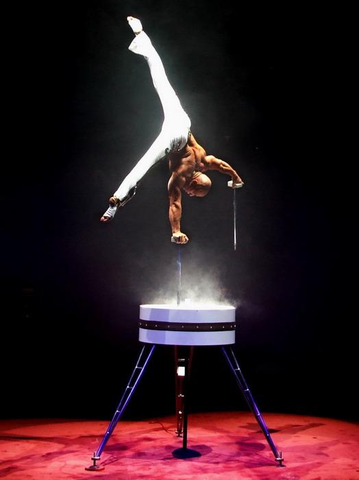 Encho Keryasov - 30 Jahre Circus Roncalli - Saison 2007