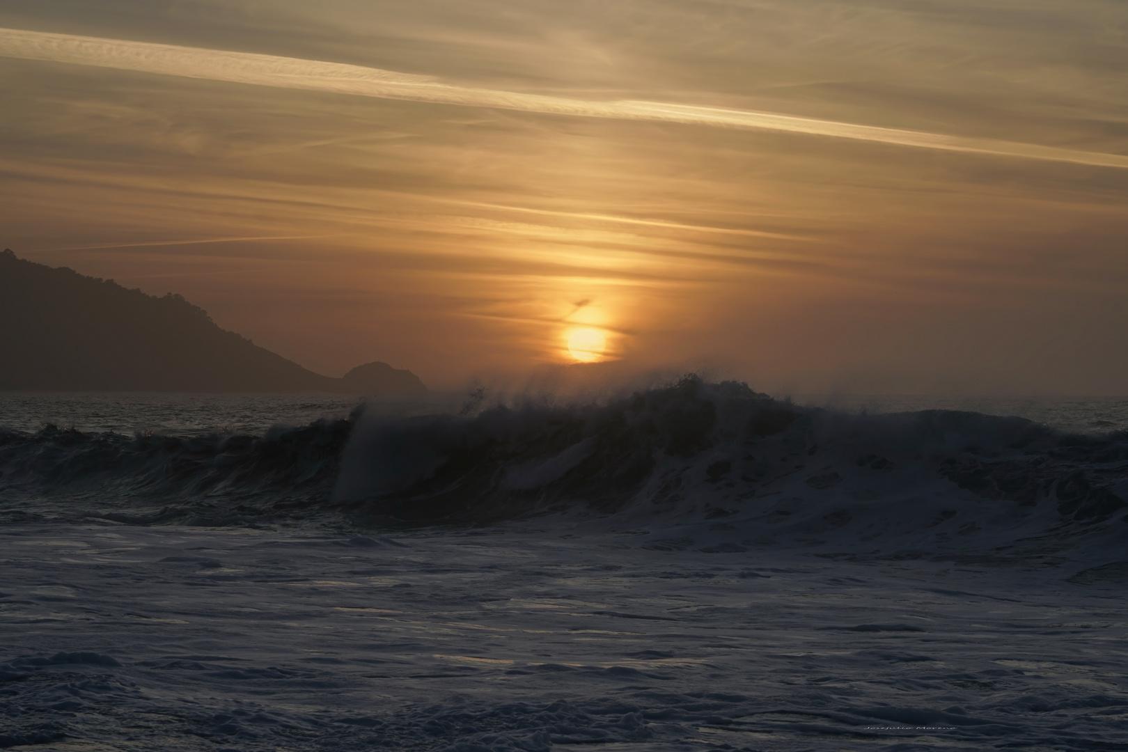 encuentro agua y fuego, Saians (Pontevedra)