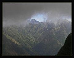 Encumeada- Die Wetterscheide