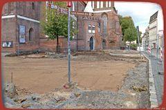 Ende der Ausgrabungen  ..