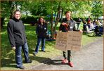 """"""" Ende der Proteste der Milchbäuerinnen """" ( 1 )"""