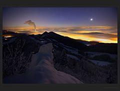 Ende der Winternacht