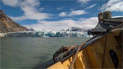 Ende des Fjords..