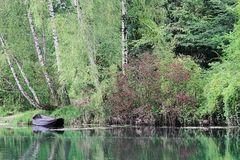 Ende Sommer am Groschenwasser II
