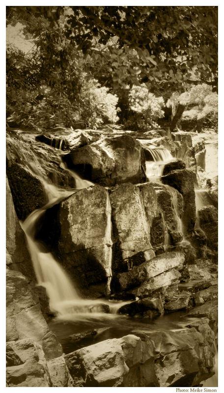 Endevour River Falls