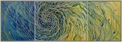 endless spiral - triptychon