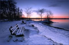 Endlich ein bisschen Winter!