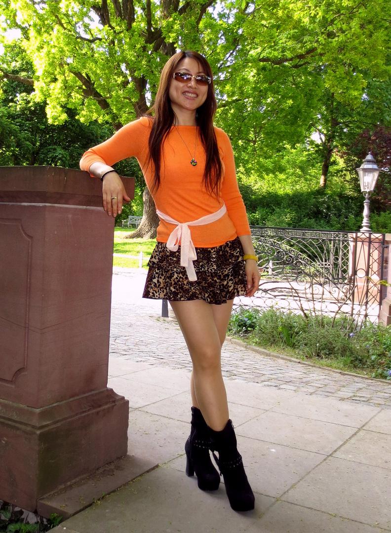 endlich Frühling Foto & Bild | fashion, outdoor, frauen
