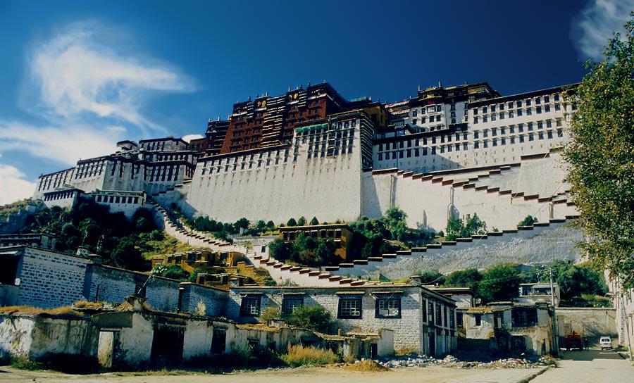 Endlich Lhasa!