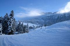 Endlich !!! Schnee und Sonne