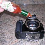 Endlich sind scharfe Bilder mit der 400D ...