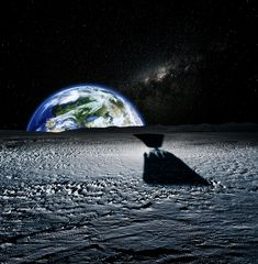 Endlich wieder eine Mondlandung...