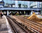 endlos Bausstelle Ostkreuz, sollte 2016 fertig sein...