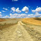 Endloser Weg in die Ewigkeit