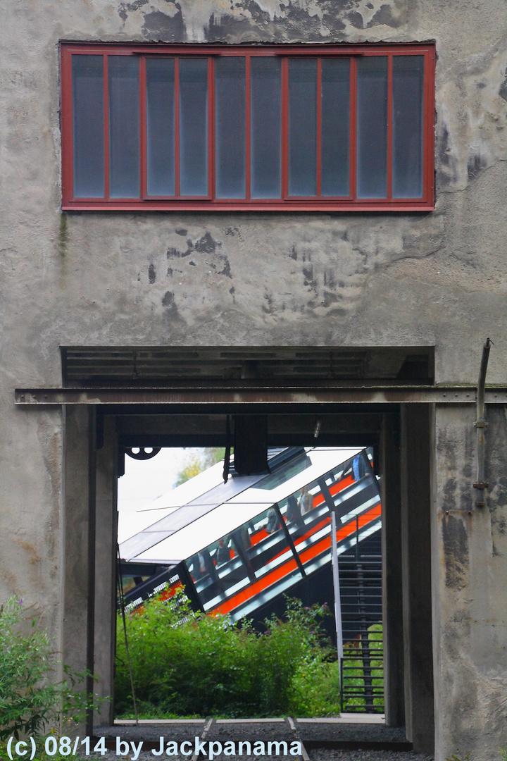 Endstation auf Zollverein