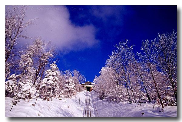 Endstation Merkur Bergbahn