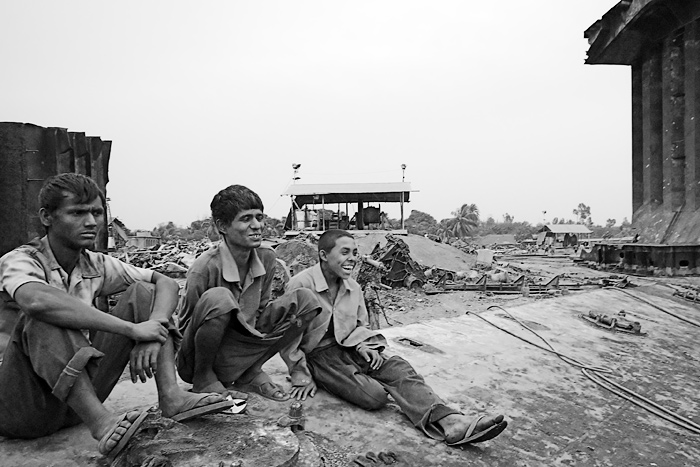 Endstation: Shipbreaking in Chittagong #4